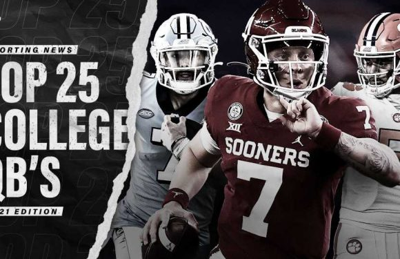 College football's top 25 quarterbacks for 2021: Spencer Rattler, Sam Howell lead the way