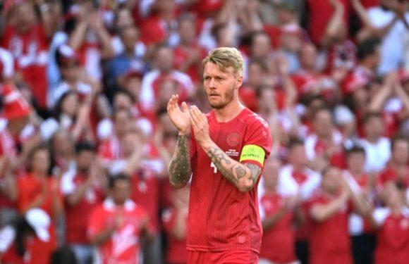 Football: Denmark and Belgium pause Euro clash to honour Eriksen