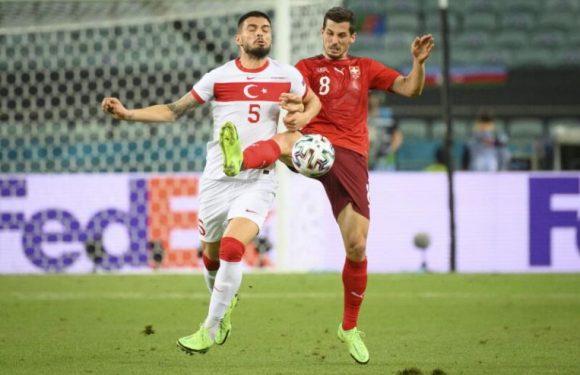 Football: Switzerland beat Turkey 3-1 to keep Euro 2020 hopes alive