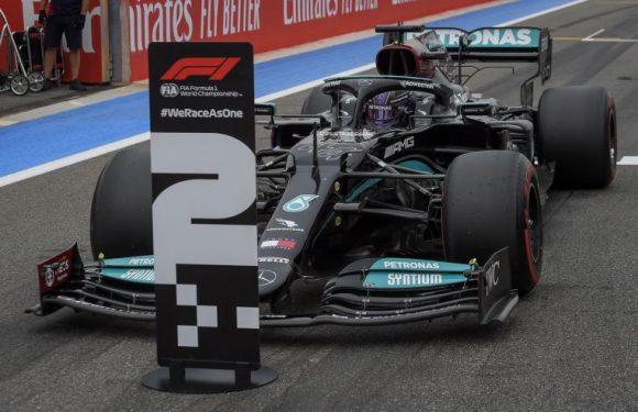 Formula One: Hamilton dispels 'myth' over Mercedes chassis swop