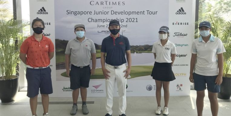 Golf: Singapore Junior Development Tour Championship tees off with 72 amateurs