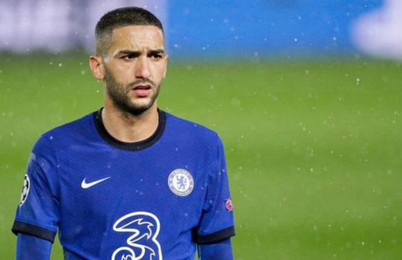 Hakim Ziyech set to be Thomas Tuchel's latest overhaul casualty as Chelsea star nears exit