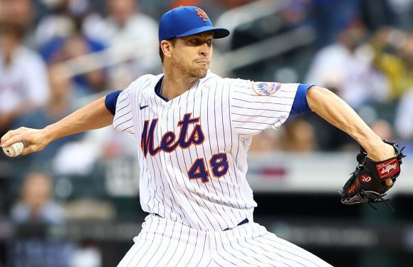 Jacob deGrom GOAT tracker: Where Mets ace's season stands among the best in MLB history