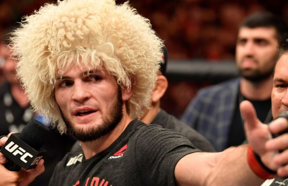 Khabib confirms $100m offer to fight Floyd Mayweather in Saudi Arabia
