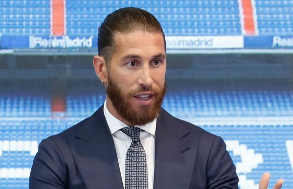Man Utd target Sergio Ramos rules out two La Liga clubs amid Real Madrid exit
