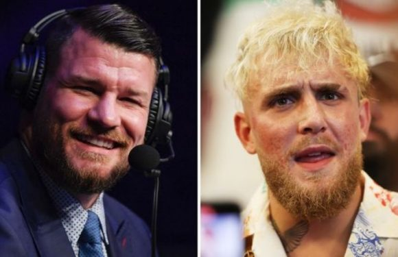 Michael Bisping praises Jake Paul, but says he would 'end him pretty quick' if they fought