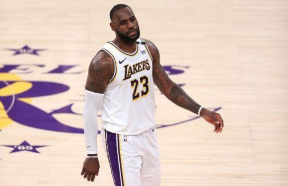 NBA: LeBron blasts league as playoff injuries mount