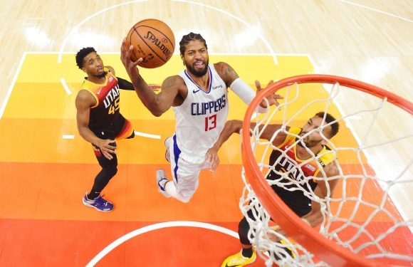 NBA Playoffs 2021:Without Kawhi Leonard, Paul George pledged to carry the LA Clippers through Game 5