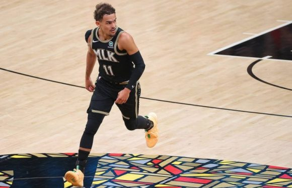 NBA: Trae Young shines as Hawks rally past Sixers to level series