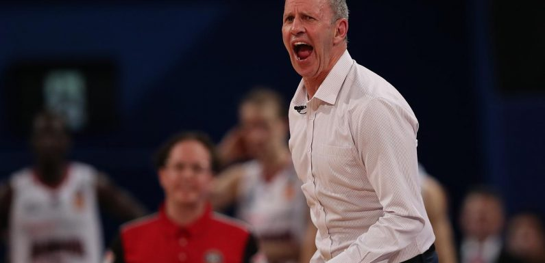 NBL master coach Brian Goorjian primed to fulfil one of the league's finest turnarounds with the Illawarra Hawks