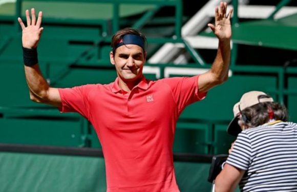 Roger Federer opens up 'nerves' after Halle Open win heading into Wimbledon 2021