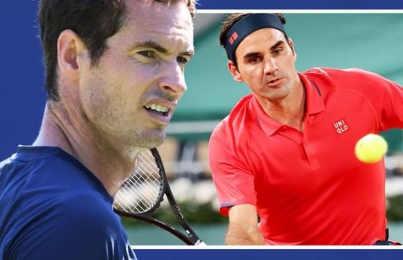 Roger Federer retirement this year would 'surprise' Andy Murray – 'He still loves it'