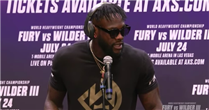 """Wilder calls Fury a """"coward"""" and vows punishment for Joshua talks"""