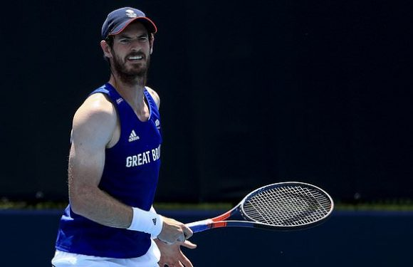 Andy Murray drawn against Felix Auger-Aliassime at Tokyo Olympics
