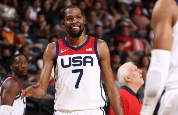 Can Team USA make a run at another gold medal?