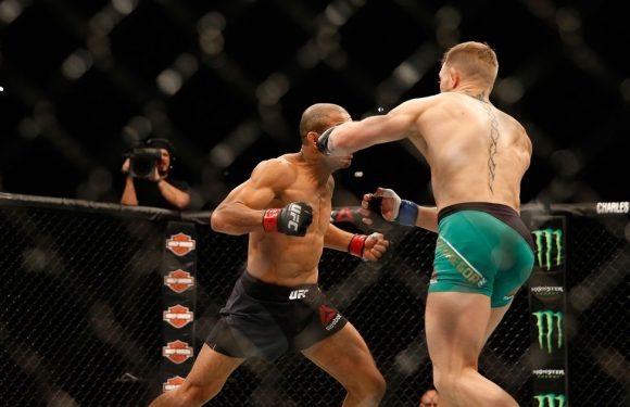 Conor McGregor sends cryptic message to Jose Aldo in latest injury update