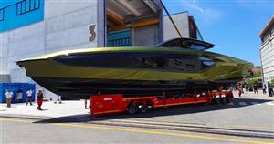 Conor McGregor treats himself to £2.6m Lamborghini yacht after latest defeat