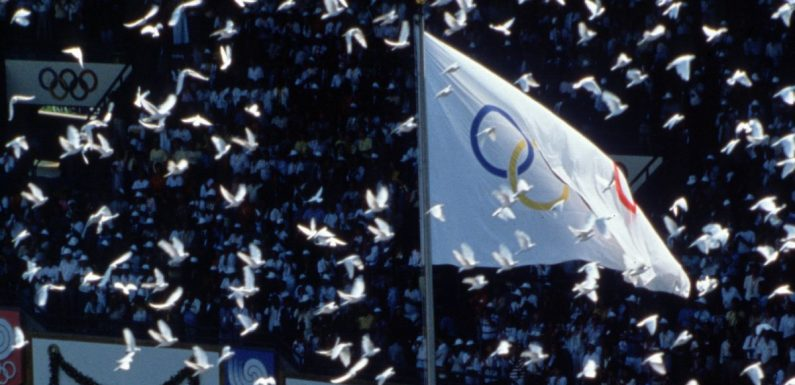 Doves no longer used at Olympic opening ceremony after disastrous 1988 showpiece