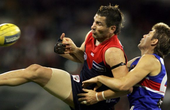 From the Archives, 2005: Demons' late burst swamps Bulldogs