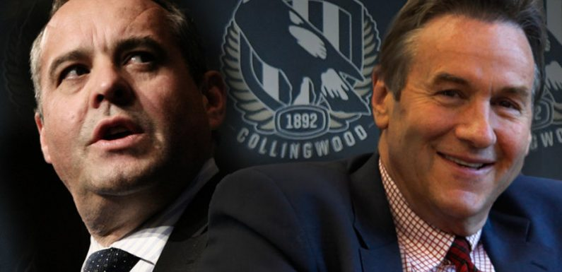 Jeff Browne's faltering campaign for Pies presidency