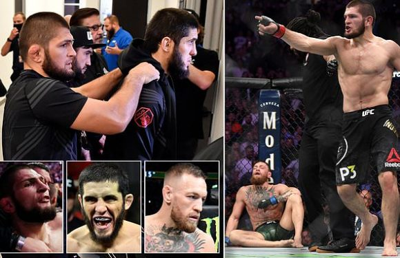 Khabib's protege Islam Makhachev tipped to take on Conor McGregor