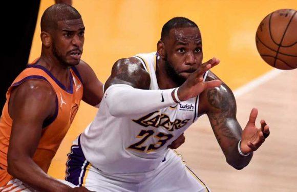Lakers offseason rumors: LeBron, Los Angeles targeting Chris Paul, Russell Westbrook, per report