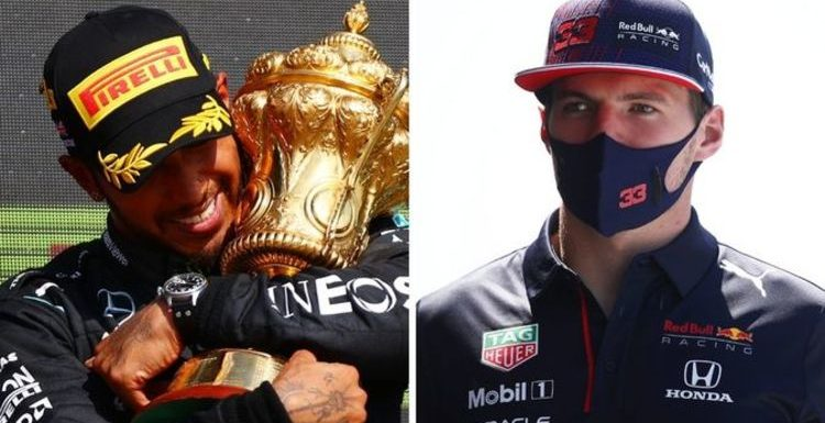 Lewis Hamilton branded 'dangerous' after Max Verstappen drama at British Grand Prix