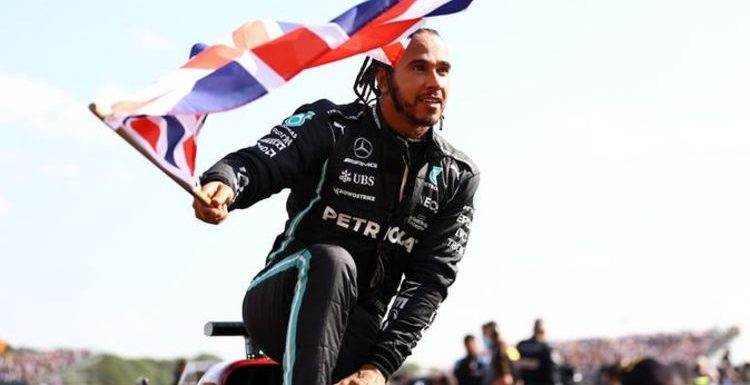 Lewis Hamilton's father breaks silence on controversial Max Verstappen crash at British GP