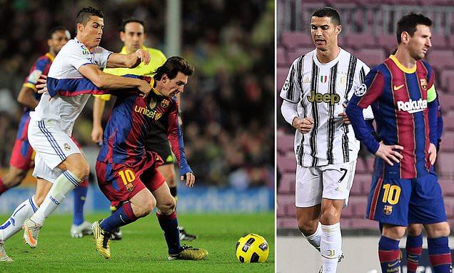 Lionel Messi and Cristiano Ronaldo could reignite their iconic rivalry
