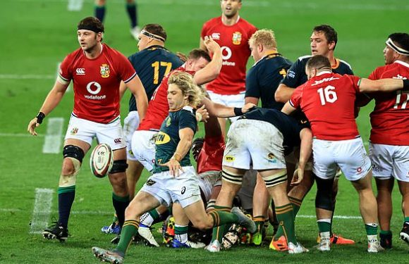 Lions and South Africa trade verbal blows ahead of first Test