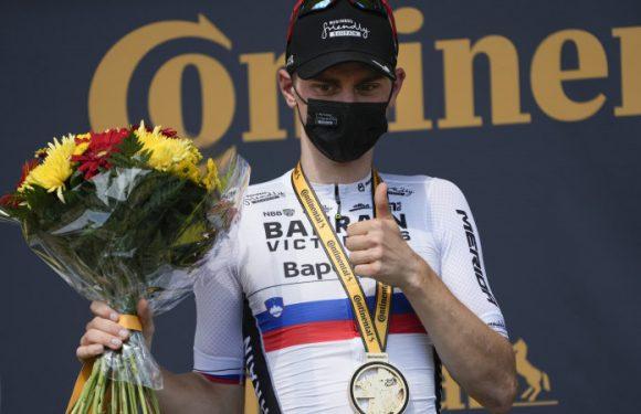 Marathon man Matej Mohoric posts second Tour de France stage win