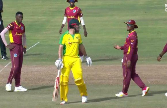 Mitch Marsh's strange decision against West Indies sparks debate