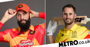 Moeen Ali and Lewis Gregory on The Hundred, Liam Livingstone and Alex Hales