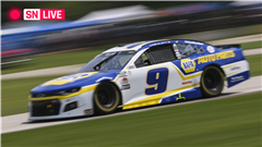 NASCAR at Atlanta live race updates, results, highlights from the Quaker State 400