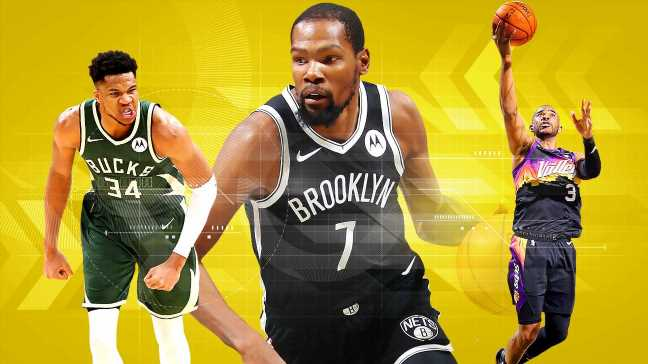 NBA Power Rankings, way-too-early edition: Where the Bucks, Suns and every team stand right now