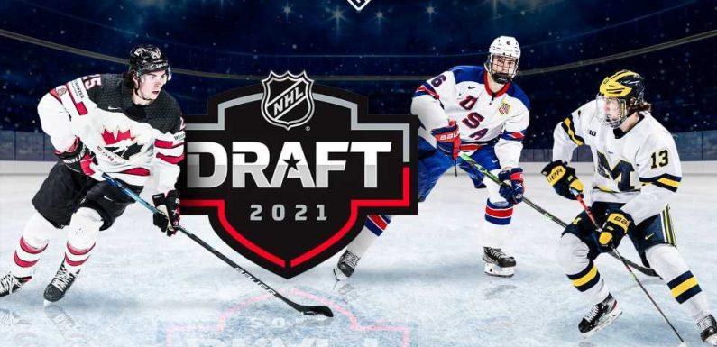 NHL Draft picks tracker 2021: Complete list of selections for Rounds 1-7