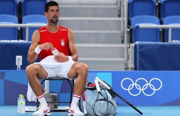 Novak Djokovic opens up on 'strange' Olympics with Roger Federer and Rafael Nadal absent
