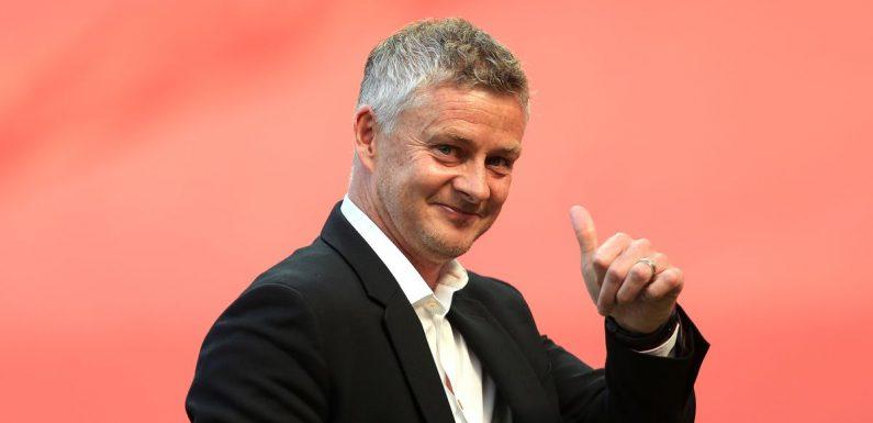 Ole Gunnar Solskjaer signs new blockbuster £25m three-year Man Utd contract