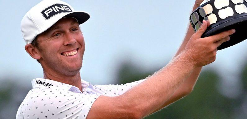 PGA Tour: Ireland's Seamus Power celebrates breakthrough win after Barbasol Championship play-off
