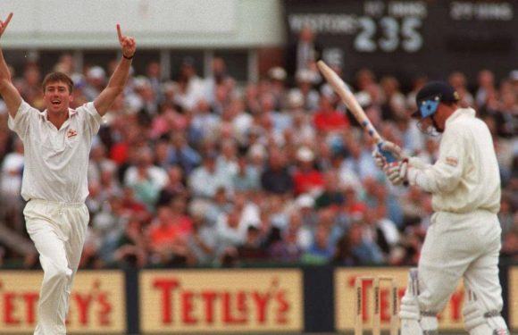 Road to the Ashes: Mike Atherton explains why Glenn McGrath had his measure and reveals England's crucial Ashes battle