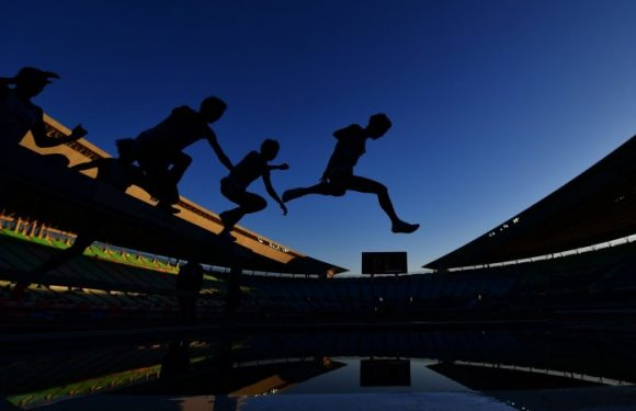 Steeplechaser qualifies for Olympics with two hours to spare