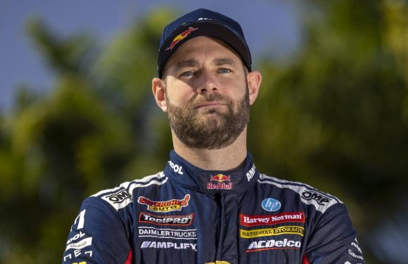 Supercars Townsville: Shane van Gisbergen to take huge championship gamble