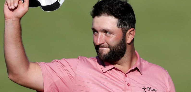 The  Open: Jon Rahm back above Dustin Johnson as world No 1 after strong finish at Royal St George's
