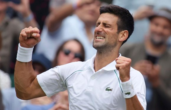 Tokyo Olympics: Novak Djokovic says he set out to win four Grand Slams and Olympic gold this year