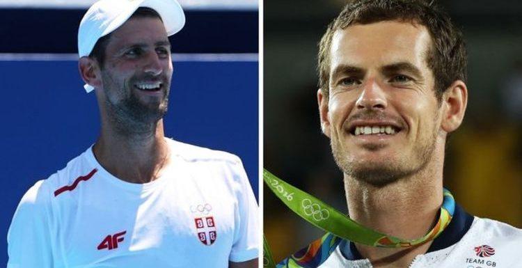 Tokyo Olympics tennis draw: Murray faces tough start, Djokovic takes on 139th seed