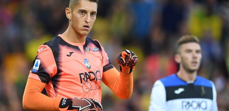 Tottenham complete deal for goalkeeper Pierluigi Gollini