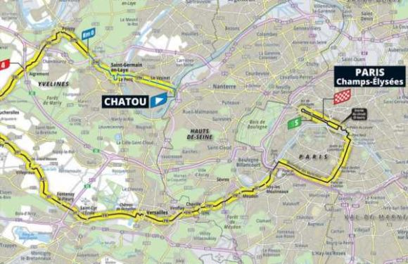 Tour de France 2021: Stage 21 preview, route map and prediction as Mark Cavendish aims for record