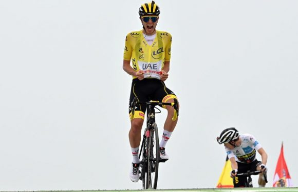 Tour de France 2021: Tadej Pogacar wins stage 17 to extend overall lead
