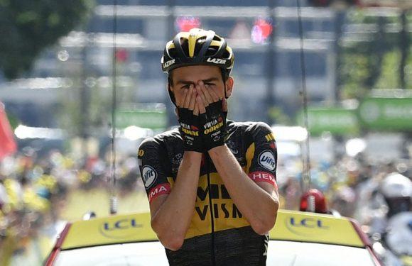 Tour de France result: Sepp Kuss wins stage 15 as Tadej Pogacar retains yellow jersey lead
