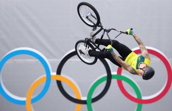 Viral sensation: Why BMX freestyler Logan Martin wants gold 'so bad'